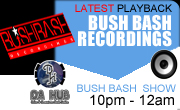 Bush Bash Recordings - 10-05-2019