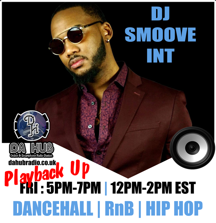 DJ Smoove Int - 24-07-2020