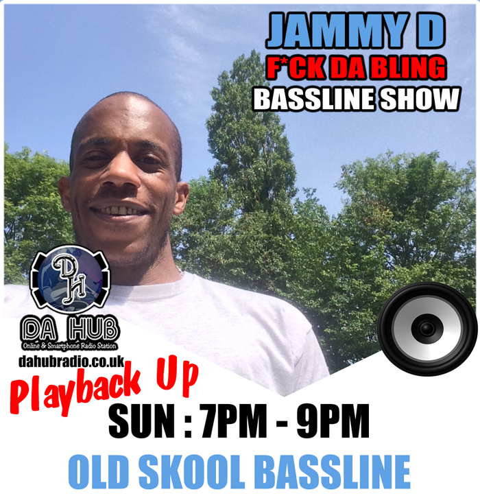 Jammy.D (Last Weekly 7ish till Red aka 9 Show) - 24-05-2020