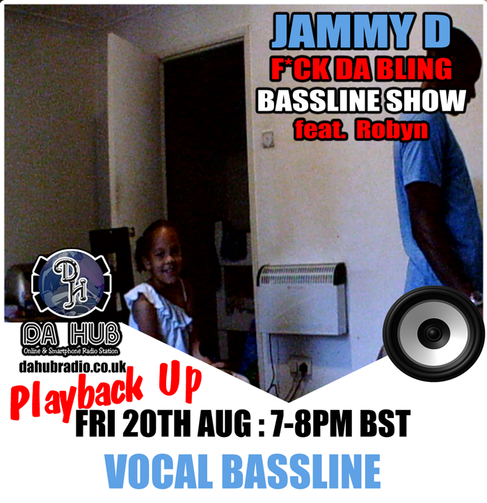 Jammy D & Robyn Live On Insta Aswell - 20-08-2021