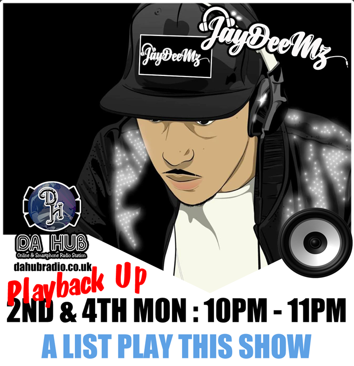 Jay Dee Mz A List Play This - 10-08-2020