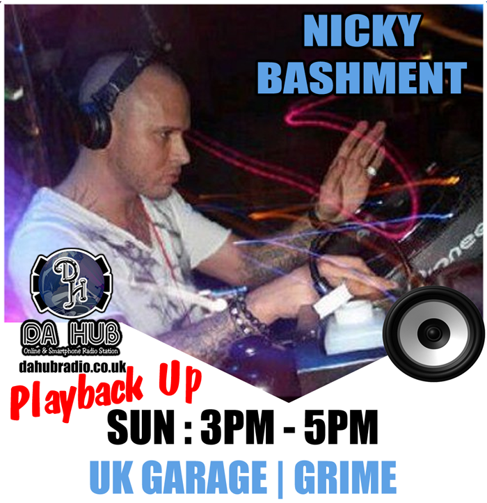 Nicky Bashment - 12-07-2020